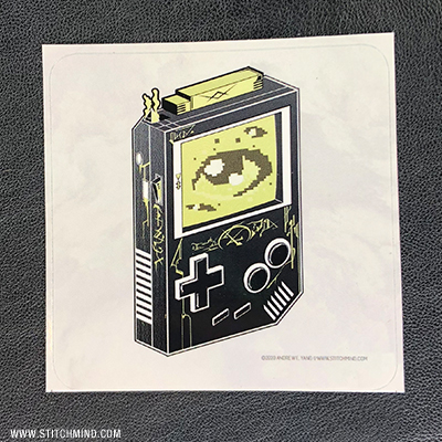 sticker_gamesoulblack